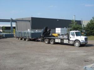 Hydraulic Truck Scale