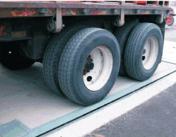 axle scale