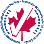 Measurement Canada Authorized Service Provider logo