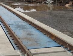 Pit Design Railcar Scale